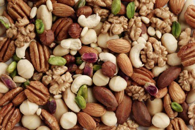 Dry Nuts Hd Free Image: Karaciğere İyi Gelen Kuruyemişler