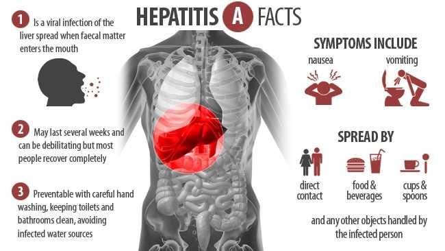 hepatit A tanımı