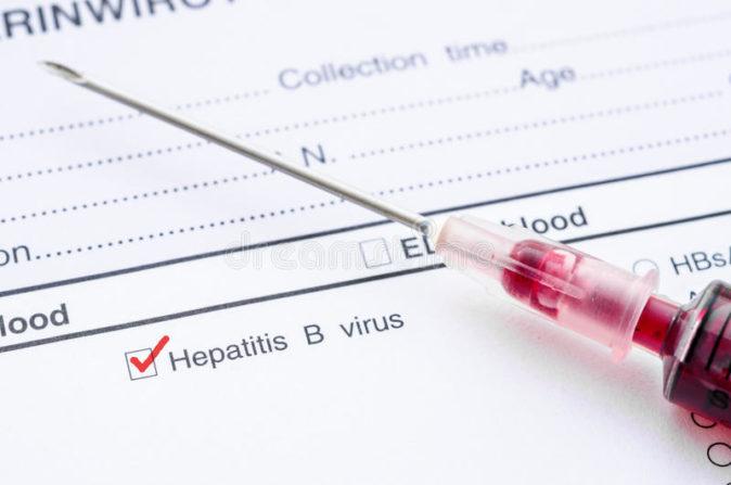 hepatit b testi